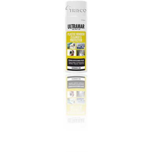 Ultramar Plastic Window Cleaner & Protector 400ml